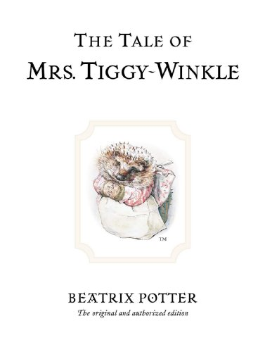 9780723247753: The Tale of Mrs. Tiggy-Winkle (Peter Rabbit)