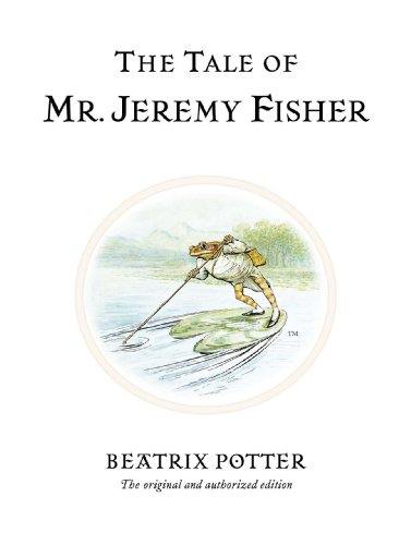 9780723247760: The Tale of Mr. Jeremy Fisher (Peter Rabbit)
