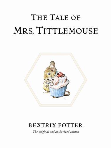 9780723247807: The Tale of Mrs. Tittlemouse (Peter Rabbit)