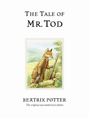 9780723247838: The Tale of Mr. Tod (Peter Rabbit)