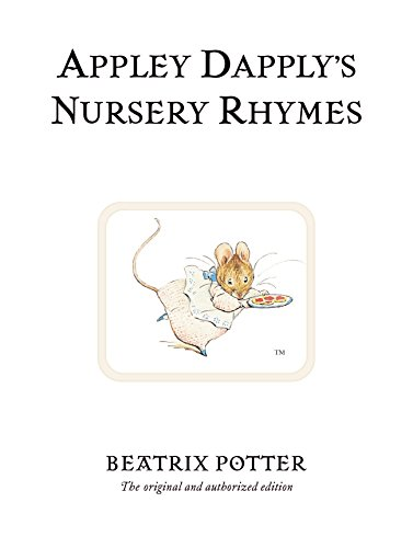 9780723247913: Appley Dapply's Nursery Rhymes (Peter Rabbit)