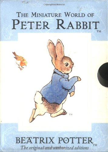 9780723247951: Miniature World of Peter Rabbit Collection Pack 1: v. 1 (Miniature Peter Rabbit Library)