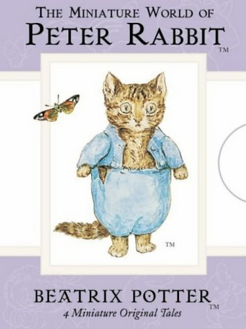 9780723248057: Mini World Of Peter Rabbit Tom Kitten And Friends Pack 2 (Miniature Peter Rabbit Library)