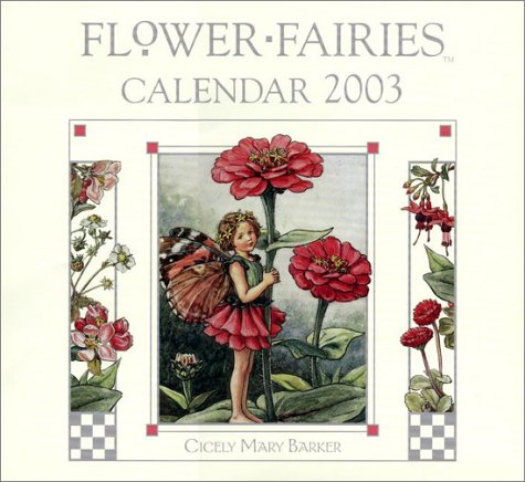 9780723248071: Flower Fairies Calendar 2003