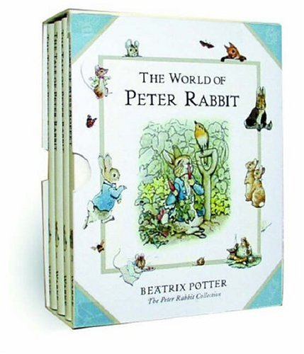 9780723248477: ({THE WORLD OF PETER RABBIT - THE COMPLETE COLLECTION OF ORIGINAL TALES 1-23}) [{ By (author) Beatrix Potter }] on [November, 2011]
