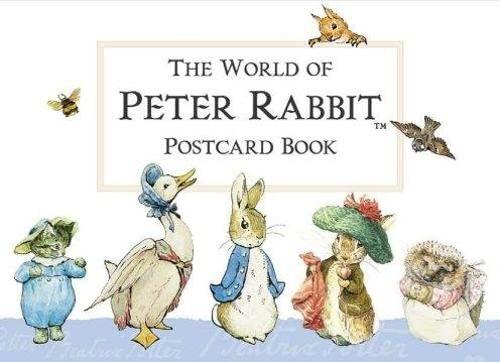 9780723248804: World of Peter Rabbit Postcard Bk (Ri - 30 Postcards) (Peter Rabbit Postcard Books)