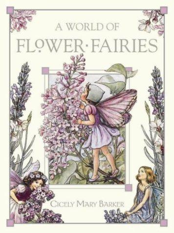 9780723248880: World Of Flower Fairies
