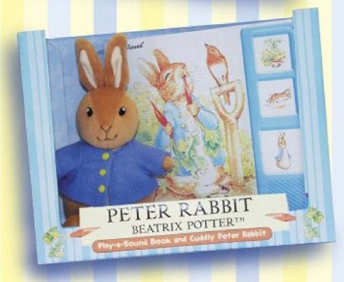 Peter Rabbit Sound Book & Toy (Beatrix Potter Sound Books) (0723249172) by Beatrix Potter