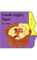 9780723249245: Little spot board book: good night, spot (coloured cover) (Little Spot Board Books)