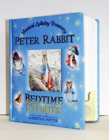 9780723249696: Peter Rabbit: Musical Lullaby Treasury Bedtime Stories (Beatrix Potter Novelties)