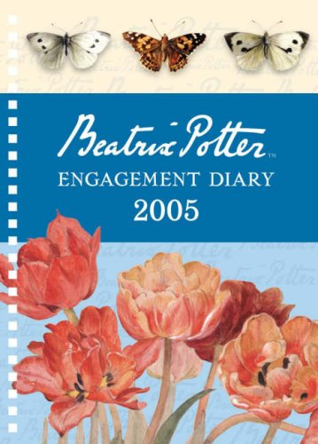 Beatrix Potter Engagement Diary 2005 (0723249792) by [???]