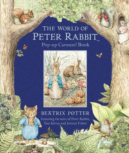 9780723249979: The World of Peter Rabbit Pop-Up Carousel Book