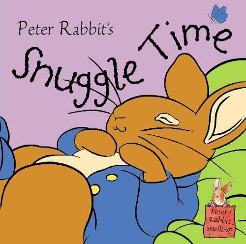 Peter Rabbit Snuggle time: A Clothbook: A Cloth Book: Potter, Beatrix