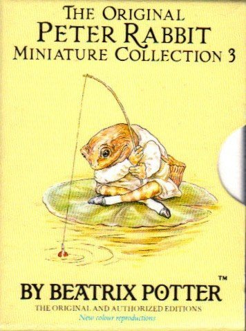 The Original Peter Rabbit Miniature Collection 3: Potter, Beatrix
