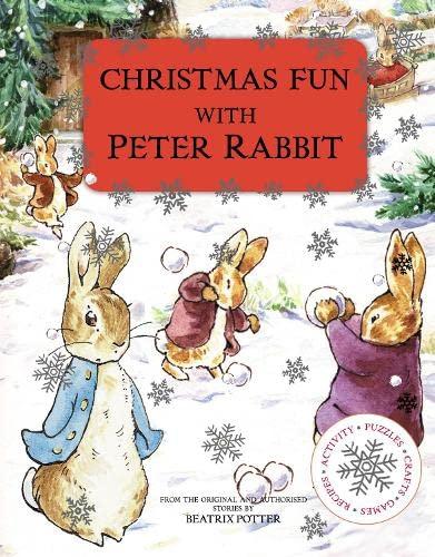 9780723252900: Christmas Fun With Peter Rabbit (R/I)