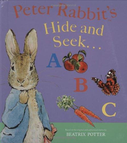 9780723253518: Peter Rabbit's Hide and Seek ABC (Beatrix Potter Little Hide-&-Seek Books)
