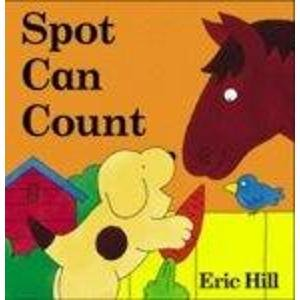 9780723253525: Spot Can Count Board Book