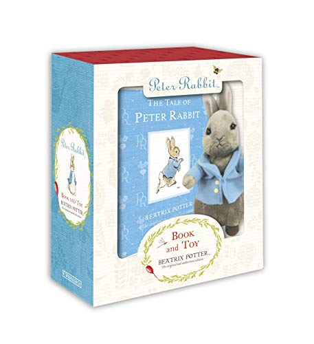 9780723253563: Peter Rabbit Book and Toy [With Plush Rabbit]