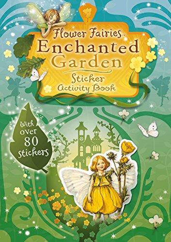 9780723253594: Flower Fairies Enchanted Garden Sticker Activity Book
