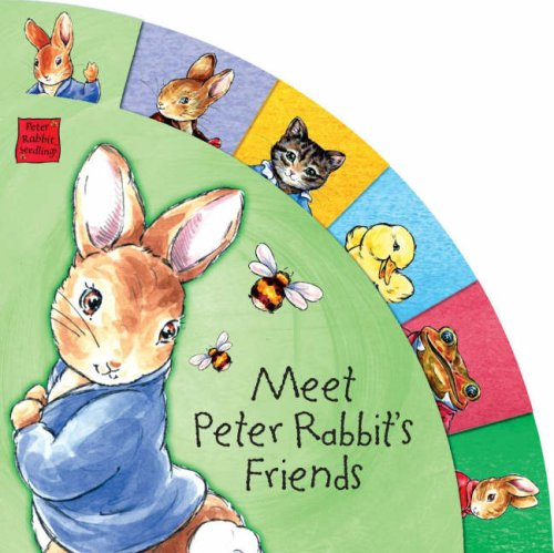 Meet Peter Rabbit's Friends (0723253714) by Potter, Beatrix
