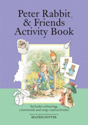 9780723253914: Peter Rabbit And Friends Activity Book