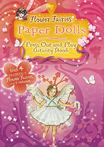 9780723254324: Flower Fairies Paper Dolls (Flower Fairies Friends)