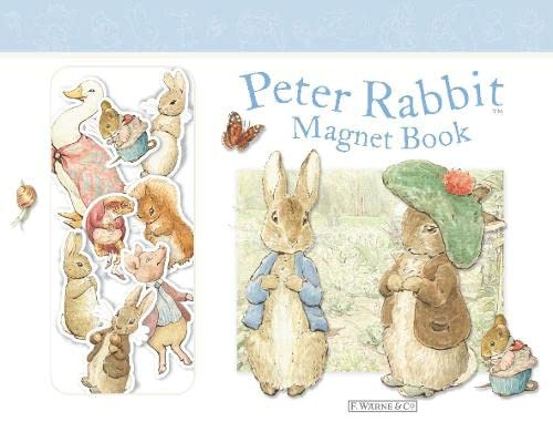 Peter Rabbit Magnet Book (0723256926) by Beatrix Potter