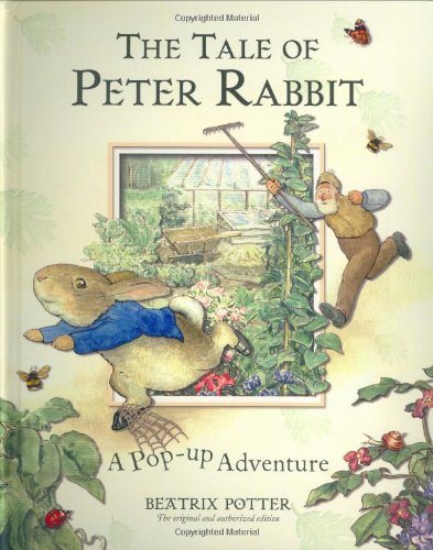 9780723257042: The Tale of Peter Rabbit - A Pop-up Adventure