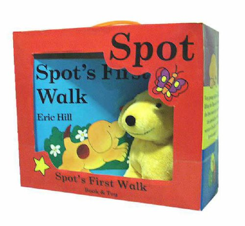 9780723257073: Spot's First Walk (Spot Book & Plush Set)