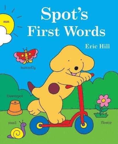 9780723257349: Spot's First Words (Spot)