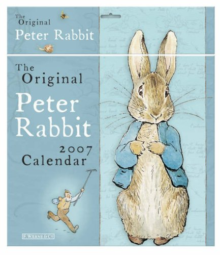 "9780723257356: The Original ""Peter Rabbit"" Calendar 2007"