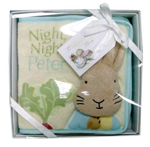 9780723257424: Night, Night Peter Rabbit (Potter)