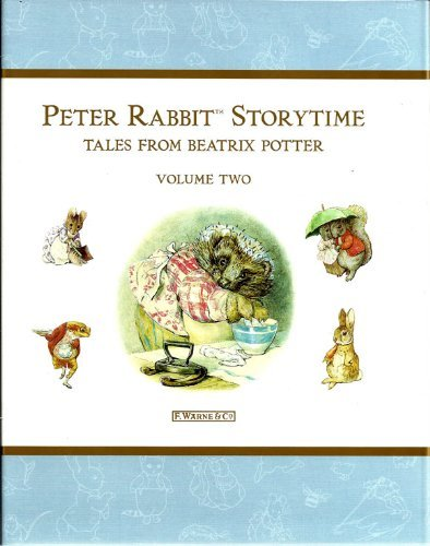9780723257493: Peter Rabbit Storytime Tales Volume 2