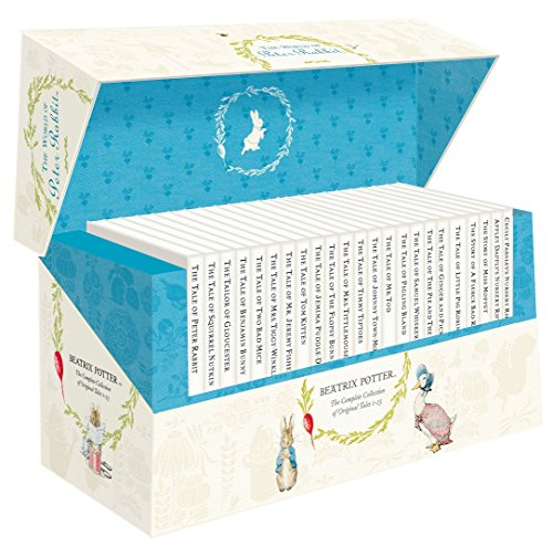 The World of Peter Rabbit (The Original Peter Rabbit, Books 1-23, Presentation Box) (9780723257639) by Beatrix Potter