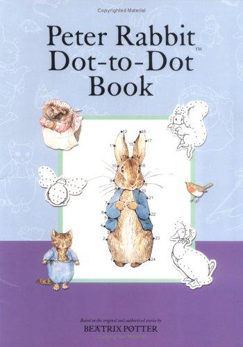 9780723257806: Peter Rabbit Dot-to-Dot (Potter)