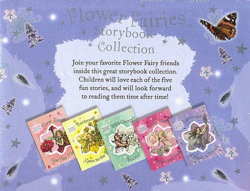 9780723257875: Flower Fairies Storybook Collection Box Set (5 Books)