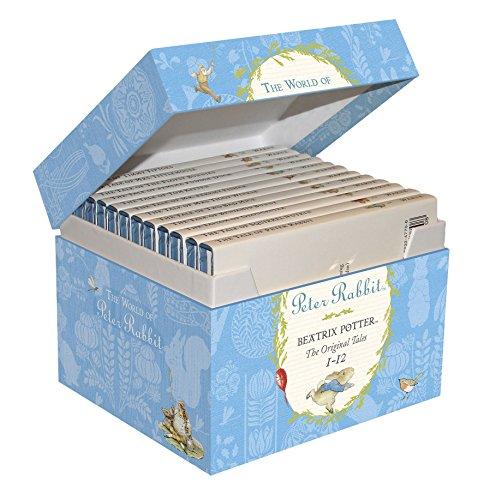 World of Peter Rabbit 1-12 Gift Box: Beatrix Potter
