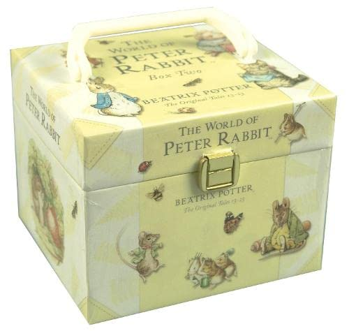 9780723257912: World of Peter Rabbit Giftbox (Tales 13-23) (The World of Peter Rabbit Collection 2)