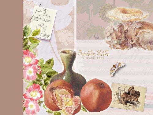 9780723257929: Beatrix Potter Visitors' Book
