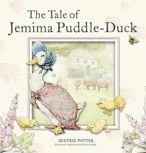 9780723257943: Tale of Jemima Puddle-Duck Board Book (Peter Rabbit)