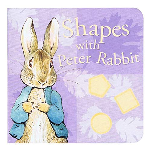 Shapes with Peter Rabbit: Potter, Beatrix