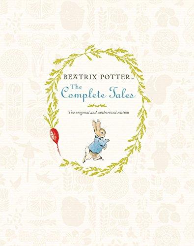 9780723258049: Beatrix Potter The Complete Tales: The 23 Original Tales (Peter Rabbit)