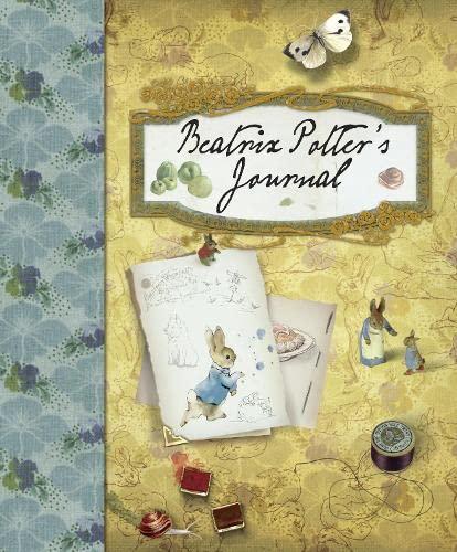 9780723258056: Beatrix Potter: a Journal (Peter Rabbit)