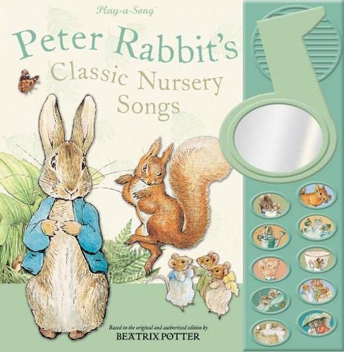 Peter Rabbit's Classic Nursery Songs (0723258503) by Beatrix Potter