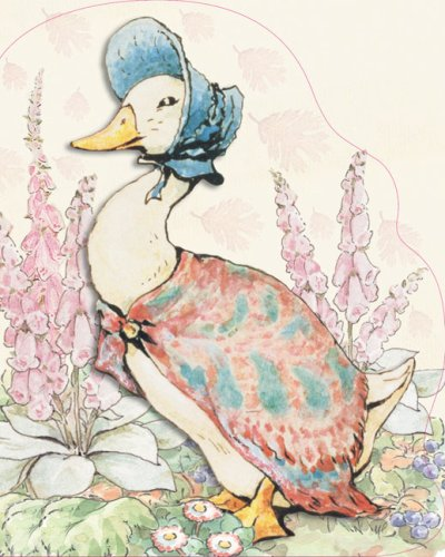 9780723258568: Jemima Puddle-Duck (Peter Rabbit)