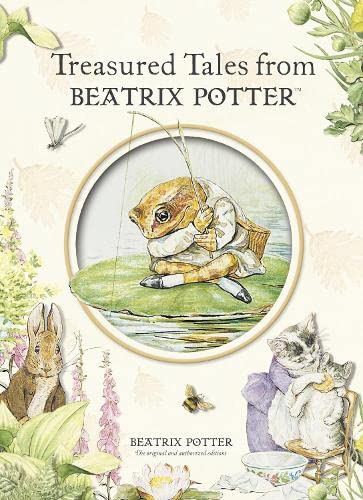 Treasured Tales from Beatrix Potter: Potter, Beatrix: