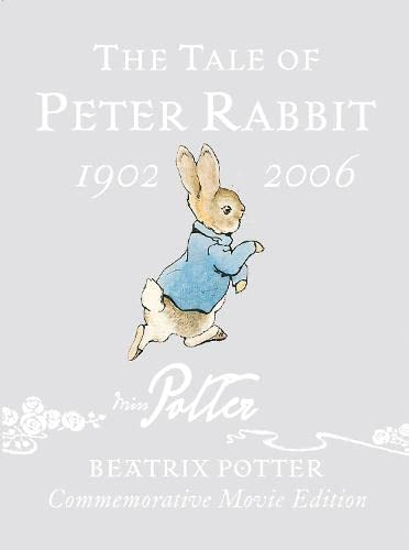 9780723258735: The Tale of Peter Rabbit Commemorative Movie Edition (Potter)