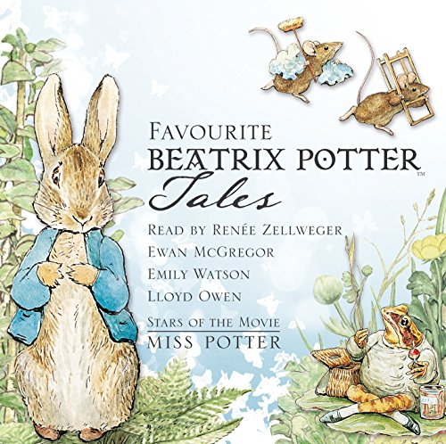 9780723258858: Favourite Beatrix Potter Tales: Read by stars of the movie Miss Potter