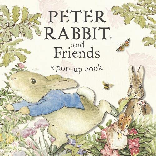 9780723258889: Peter Rabbit and Friends Mini Pop-Up Book
