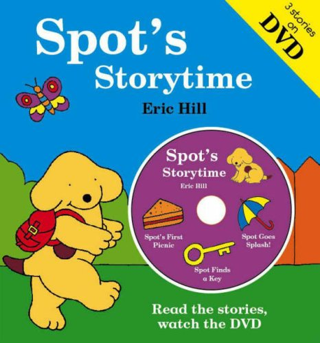 9780723258933: Spot's Storytime Book and DVD (Spot Book & DVD)